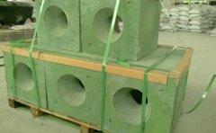 浇zhu钢水水口砖安zhuang与应用